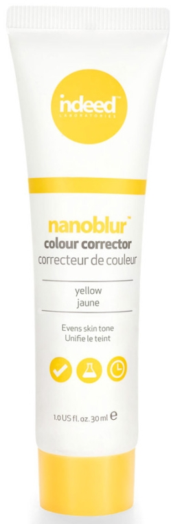 Корректор для лица - Indeed Laboratories Nanoblur Colour Corrector — фото N1