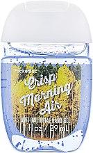 "Духи, Парфюмерия, косметика Антибактериальный гель для рук ""Crisp Morning Air"" - Bath and Body Works Anti-Bacterial Hand Gel"