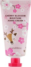 "Духи, Парфюмерия, косметика Крем для рук ""Cherry Blossom"" - Seantree Moisture Hand Cream"