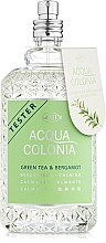 Духи, Парфюмерия, косметика Maurer & Wirtz 4711 Aqua Colognia Green Tea & Bergamot - Одеколон (тестер без крышечки)