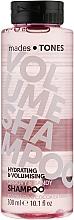 Парфумерія, косметика Шампунь для об'єму - Mades Cosmetics Tones Volume Shampoo Groovy&Dandy