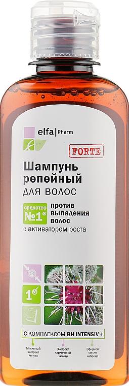 """Шампунь """"Репейный"""" - Эльфа Репейная — фото N2"""