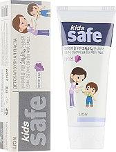 Духи, Парфюмерия, косметика Детская зубная паста со вкусом винограда - CJ Lion Kids Safe