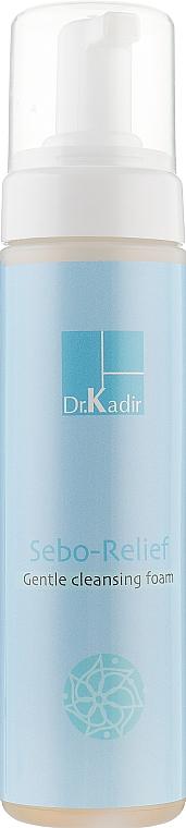 "Очищающая пенка ""Себорельеф"" - Dr. Kadir Cleaners and Tonic Sebo-relief Gentle Cleansing Foam"