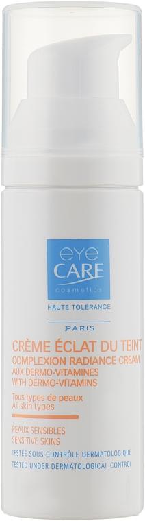 Крем для лица придающий коже сияние - Eye Care Cosmetics Complexion Radiance Cream