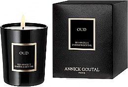 Парфумерія, косметика Annick Goutal Oud Bougie - Парфумована свічка (тестер)
