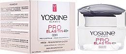 Духи, Парфюмерия, косметика Дневной крем для нормальной и комбинированной кожи 40+ - Yoskine Classic Pro-Elastin Day Cream 40+