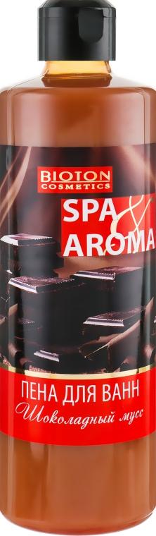 """Пена для ванны """"Шоколадный мусс"""" - Bioton Cosmetics Spa Aroma"""