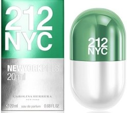 Духи, Парфюмерия, косметика Carolina Herrera 212 NYC Pills - Туалетная вода