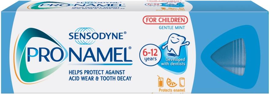 Детская зубная паста - Sensodyne Pronamel Kids