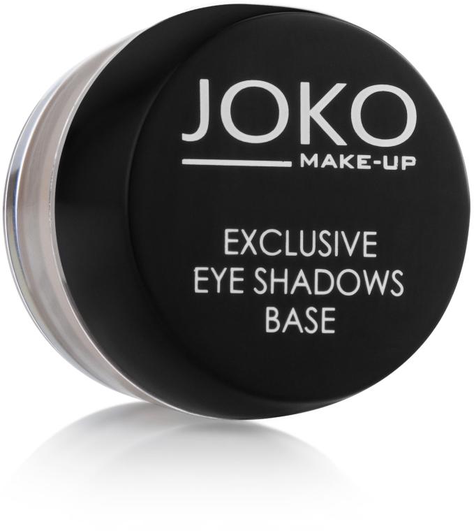Основа под тени - Joko Exclusive Eye Shadows Base