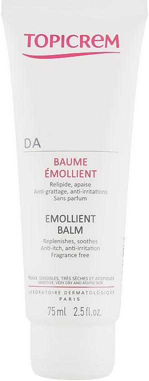 Смягчающий бальзам для лица и тела - Topicrem DA Baume Emollient