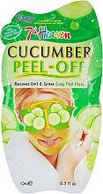 """Духи, Парфюмерия, косметика Маска-пленка для лица """"Огурец"""" - 7th Heaven Cucumber Peel Off Mask"""