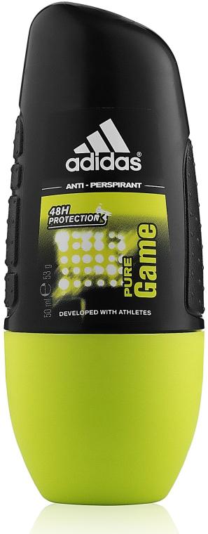 Adidas Pure Game - Роликовый дезодорант