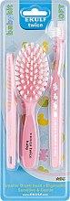 Духи, Парфюмерия, косметика Набор, розовый - Ekulf Twice Baby Kit