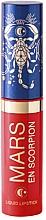 Духи, Парфюмерия, косметика Устойчивая матовая помада - Vivienne Sabo Mars En Scorpion Liquid Lipstick