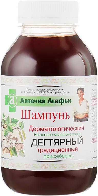 Шампунь дегтярный - Рецепты бабушки Агафьи Аптечка Агафьи