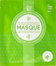 Духи, Парфюмерия, косметика Очищающая маска на тканевой основе - Peggy Sage Anti-blemish Purifying Mask