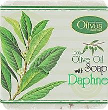 """Духи, Парфюмерия, косметика Натуральное оливковое мыло """"Дафна"""" - Olivos Herbs & Fruits Daphne Soap"""