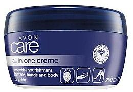Духи, Парфюмерия, косметика Универсальный питательный крем для лица, рук и тела - Avon Care All In One Creame