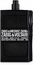 Духи, Парфюмерия, косметика Zadig & Voltaire This is Him - Туалетная вода (тестер без крышечки)
