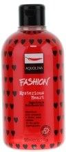 Духи, Парфюмерия, косметика Гель для душа - Aquolina Fashion Bath Shower Gel Mysterious Heart