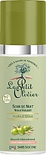 Крем нічний з маслом оливи - Le Petit Olivier Face Cares With Olive Oil — фото N1