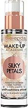 Духи, Парфюмерия, косметика Основа для макияжа из кашемира - Bielenda Make-Up Academie Silky Petals