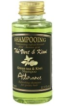 "Духи, Парфюмерия, косметика Шампунь ""Зеленый чай и Киви"" - Attirance Refreshing Green Tea and Kiwi Shampoo for Greasy Hair"