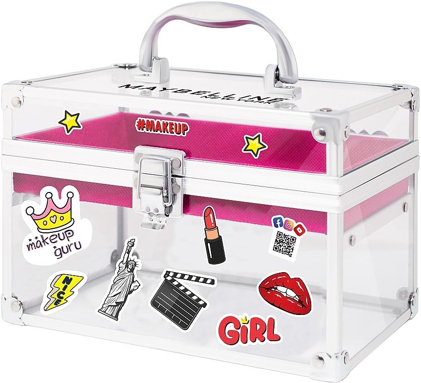 Кейс для косметики в подарок, при покупке продукции Maybelline New York на сумму от 399 грн