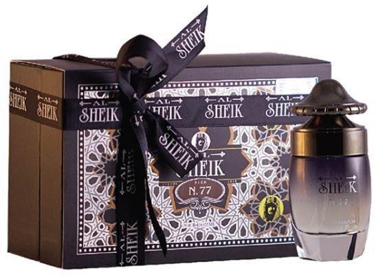 Shaik Al Sheik Rich 77 - Парфюмированная вода — фото N1