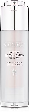 Увлажняющая основа под макияж Alonique SPF 30 - Bebeco Moisture HD Foundation — фото N2