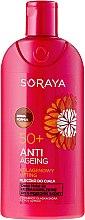 Духи, Парфюмерия, косметика Молочко для тела 50+ - Soraya Anti-Agening Ultra Moisturizing Body Lotion 50+