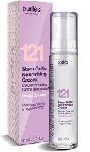 Духи, Парфюмерия, косметика Крем срастительнымистволовыми клетками - Purles 121 Stem Cells Nourishing Cream