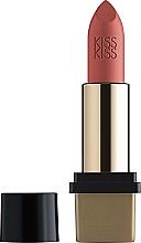 Духи, Парфюмерия, косметика Помада для губ - Guerlain Kiss Kiss La Rouge Mat (тестер без коробки)