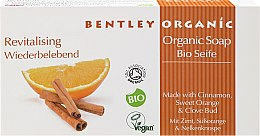"""Духи, Парфюмерия, косметика Мыло """"Оживляющее"""" - Bentley Organic Body Care Revitalising Soap Bar"""