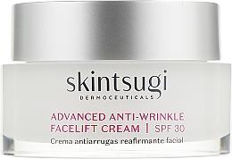 Духи, Парфюмерия, косметика Подтягивающий крем для лица против морщин - Skintsugi Age Reverse Advanced Anti-Wrinkle Facelift Cream SPF30