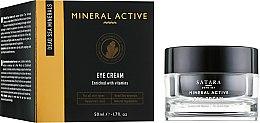 Духи, Парфюмерия, косметика Крем для кожи вокруг глаз - Satara Mineral Active Eye Cream