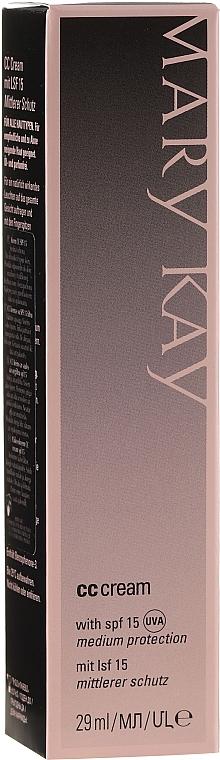 СС крем для лица SPF 15 - Mary Kay CC Cream