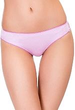 Духи, Парфюмерия, косметика Трусы-бразилиана для женщин, розовый пион - Fleri