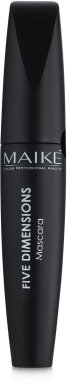 Тушь для ресниц - Maike' Five Dimensions Mascara