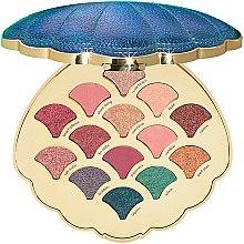 Духи, Парфюмерия, косметика Палетка теней для век - Tarte Cosmetics Be a Mermaid & Make Waves Eyeshadow Palette
