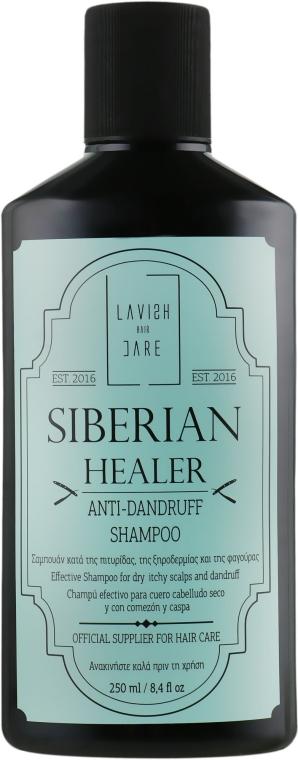 Шампунь против перхоти для мужчин - Lavish Care Siberian Healer Anti-Dandruff Shampoo