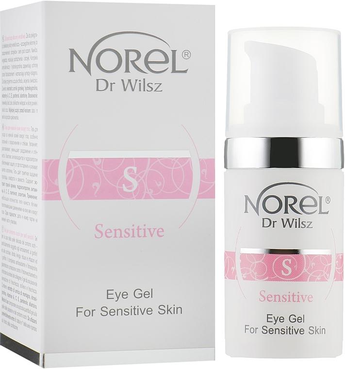 Снимающий отечность гель для куперозной кожи вокруг глаз - Norel Arnica Eye Gel