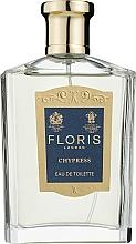Духи, Парфюмерия, косметика Floris Chypress Eau De Toilette Spray - Туалетная вода (тестер с крышечкой)