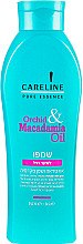 """Духи, Парфюмерия, косметика Шампунь для нормальных волос """"Орхидея и масло Макадамии"""" - Careline Pure Essence Shampoo Normal Hair"""