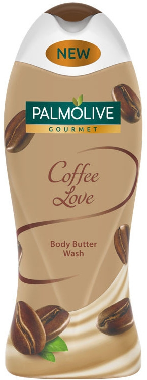 Гель для душа - Palmolive Gourmet Coffee Love Butter Body Wash