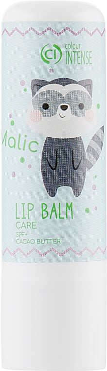"Бальзам для губ ""Malic"" с ароматом банана - Colour Intense Teen Lip Balm"
