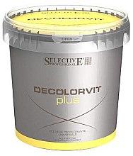 Духи, Парфюмерия, косметика Осветлитель для волос - Selective Professional Decolorvit Plus Vaso