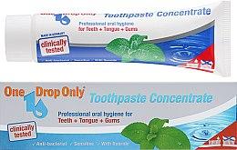 Духи, Парфюмерия, косметика Концентрированная зубная паста - One Drop Only Toothpaste Concentrate